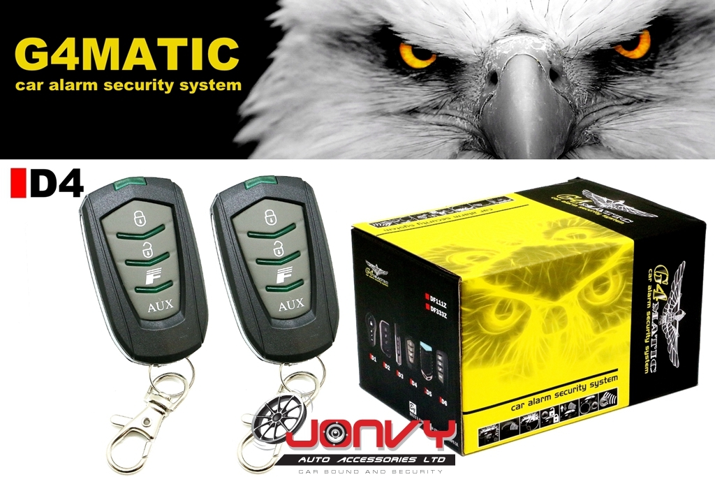 jonvy auto g4matic car alarm system 5 models to choose for sale rh omins info Code Alarm Wiring Diagram Prestige Auto Alarms Wiring-Diagram