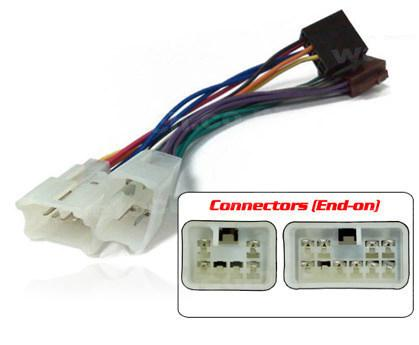 wavetech toyota to iso radio wiring adapter for sale. Black Bedroom Furniture Sets. Home Design Ideas