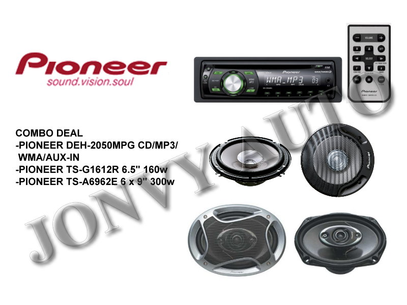 2f1c22d0 bd6e 46e3 ac34 d3024e7ef5d7 24 jonvy auto combo @ pioneer deh 2050mpg cd mp3 4pcs speaker for pioneer deh 2000mp wiring diagram at bayanpartner.co