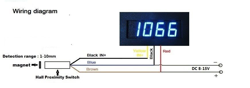 Npn Wiring Tachometer - Residential Electrical Symbols •