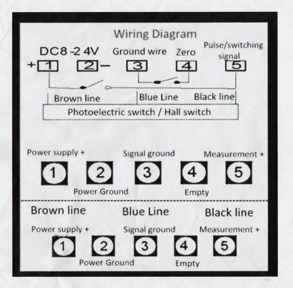 Rpm Gauge Wiring Diagram Wiring Harness Wiring Diagram Wiring