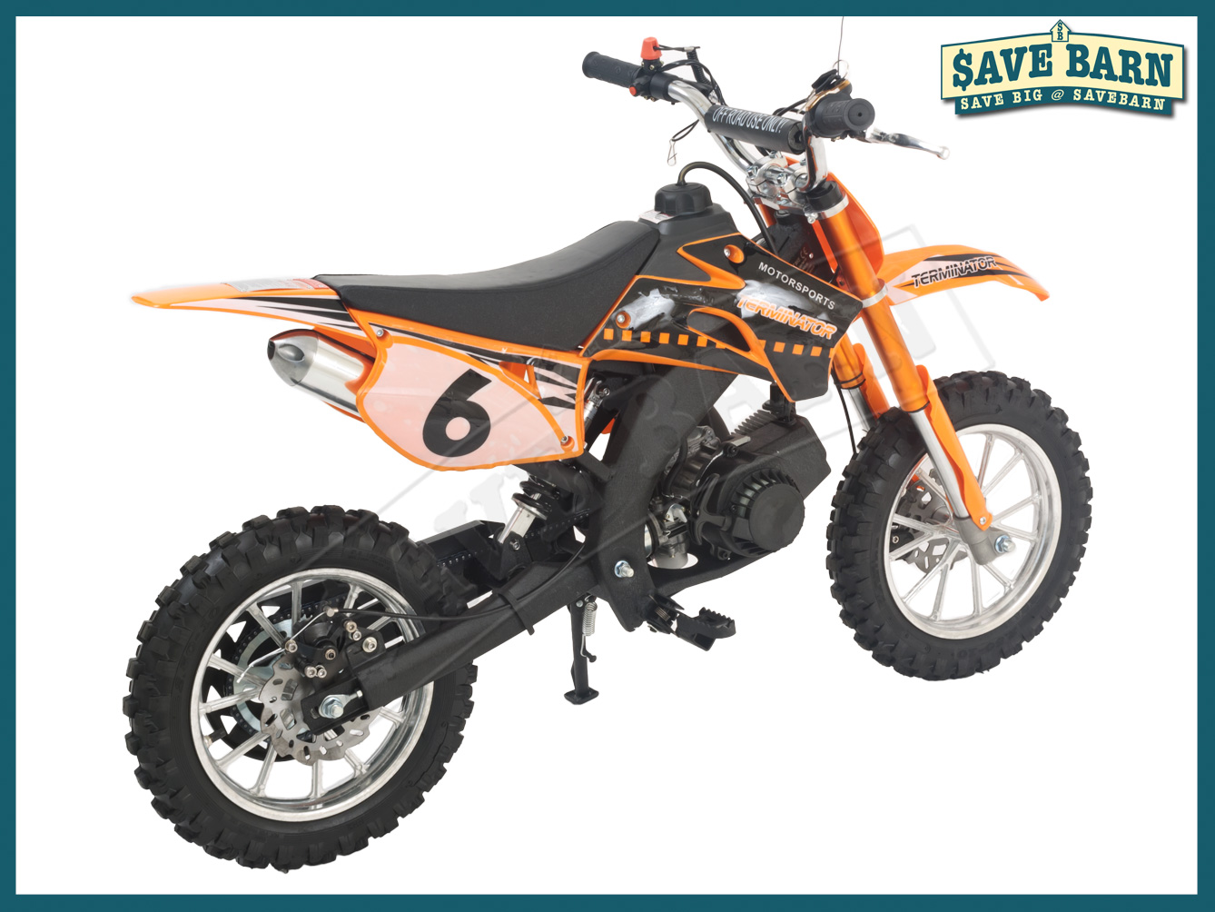 savebarn Dirt Bike Pit Bikes 49cc 2014 for sale!