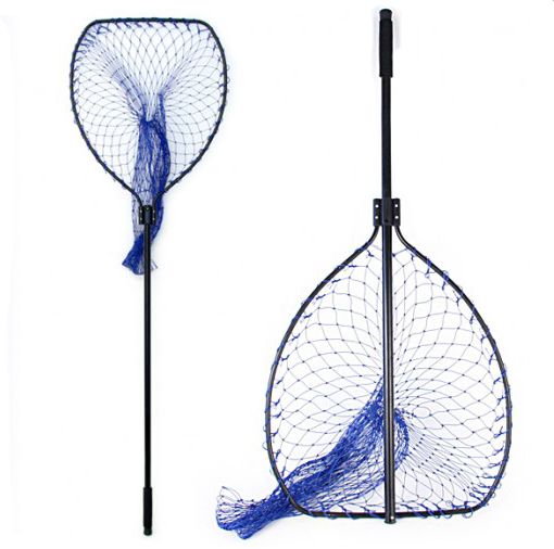 Complete angler net factoryboat 4 39 landing net with for Fishing nets for sale