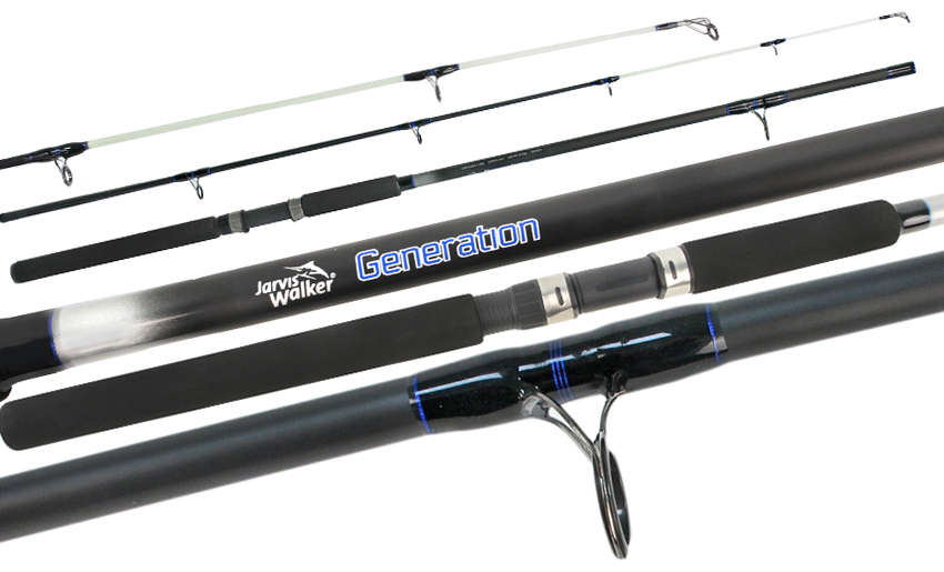 Complete angler general purpose rod jw generation 8 39 2 for Fishing rod ultra sun